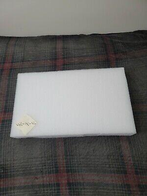 Thick White Polyethylene Foam Sheets 22-12 X 13-12 3-14
