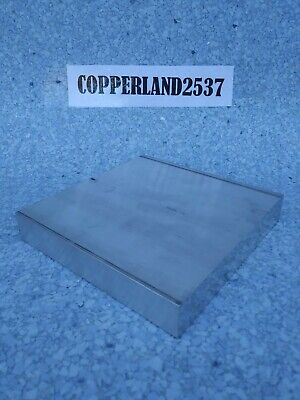 1 Pc 1 X 6 X 6 Long New 6061 T6511 Solid Aluminum Plate Flat Bar Stock Tool