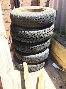 Brand new 4x4 tyre Dianella Stirling Area Preview
