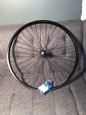 "26/"" x 2.125/""  Front Rear Bicycle Wheel Set 12G Red Road Street Bike Trike"