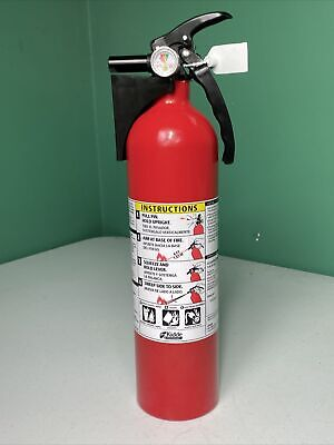 Kidde Fire Extinguisher 1-a10-bc Garage Office Home Boat Auto Car 14 Tall