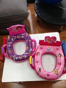 Girls Potty Seats