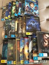 DVDs as new Sci Fi titles ea disc is $3 can post West Pennant Hills The Hills District Preview