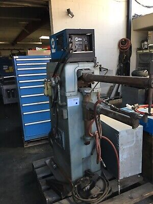 Acme 75 Kva Spot Welder With Miller Chiller Loaded With Tips