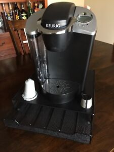 Keurig B60 Special Edition with accessories