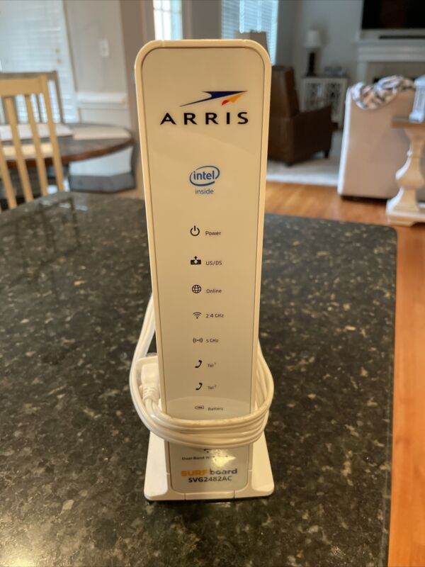ARRIS SVG2482AC Pre-owned Wifi Router