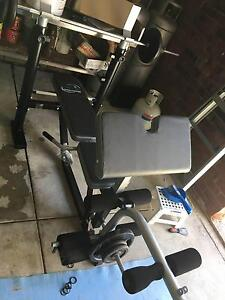 Multi-Function Wide Bench Press PACKAGE Kalamunda Kalamunda Area Preview