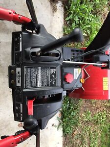 Snow blower self propelled