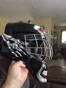 Goalie Helmet LARGE