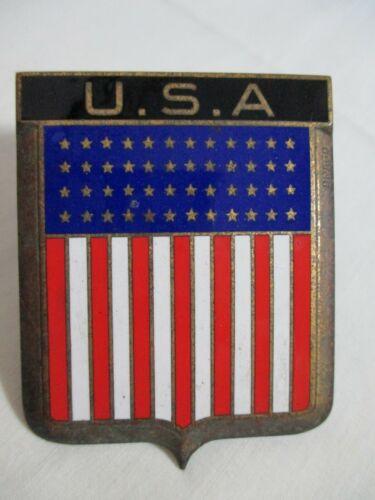 Auto Car Badge Drago 1950