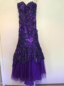 Exquisite TinaHoly ball gown evening formal dress NEW fishtail Warrandyte Manningham Area Preview
