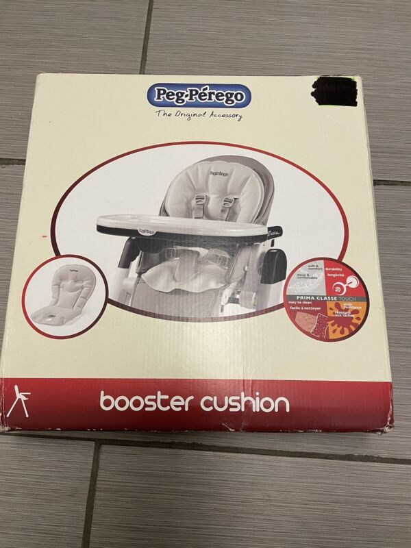 Peg Perego booster cushion for High Chair *NEW**