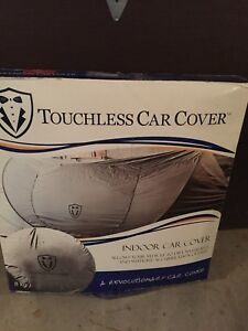 Touch less car cover