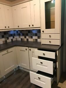 ex display german kitchens ebay