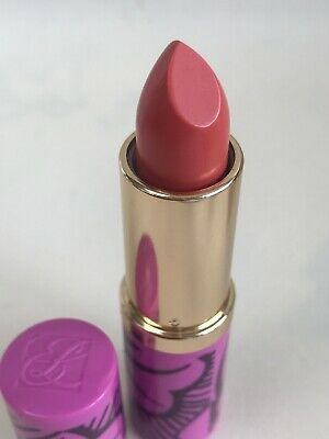 Estee Lauder Crystal Coral CREME 11 Lipstick Limited Edition Pink Purple (Crystal Lipstick Case)
