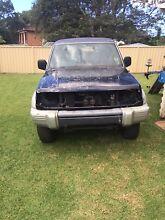Wrecking 1995 Pajero manual Wollongong 2500 Wollongong Area Preview
