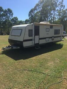 Golf tourer 21.5ft shower/toilet Veresdale Ipswich South Preview