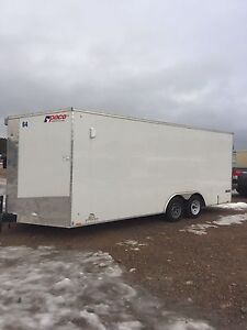 2016 20ft Pace American Cargo T/A Trailer