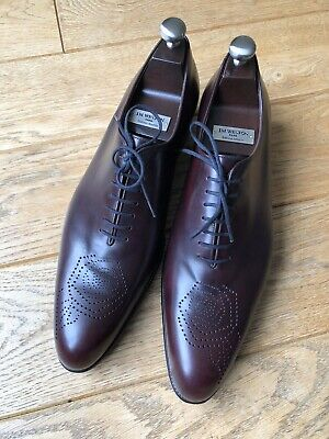 J.M. Weston, Limited Collection 'Bagatelle', Burgundy Oxford, 9.5C, Brand NEW!