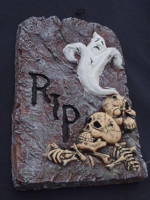 Grabstein RIP Halloween Dekoration