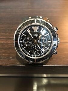 Versace Men's Automatic Ceramic Watch Chiswick Canada Bay Area Preview