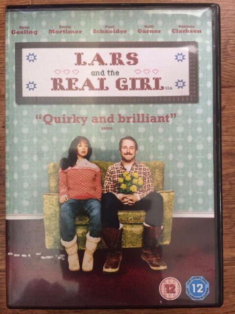 Ryan Gosling Emily Mortimer LARS AND THE REAL GIRL ~ 2007 Sex Doll Drama UK DVD