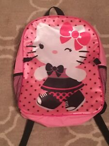 Hello Kitty Backpack for a Little Girl