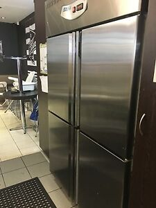 Commercial Grade 4 Door Freezer Morningside Brisbane South East Preview