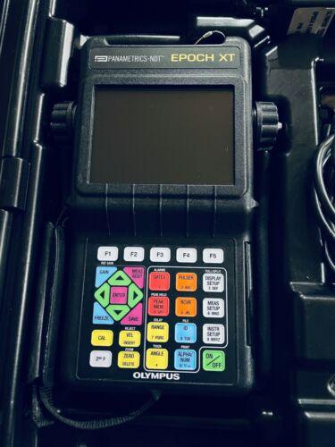 Olympus EPOCH XT Ultrasonic Flaw Detector