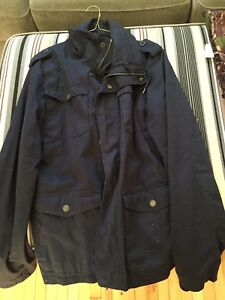Various men's jackets size medium