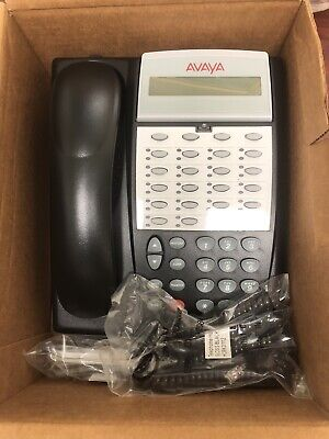 Avaya Partner 18d Series Ii 700420011 Refurbished Black