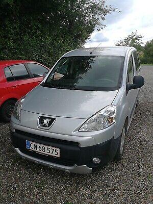 Peugeot Partner Tepee 1,6 HDi 75 Comfort+ 5d
