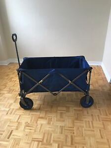 Fold up wagon