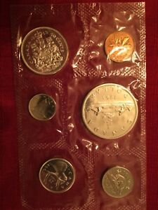 1963 proof like uncirculated Coin Set