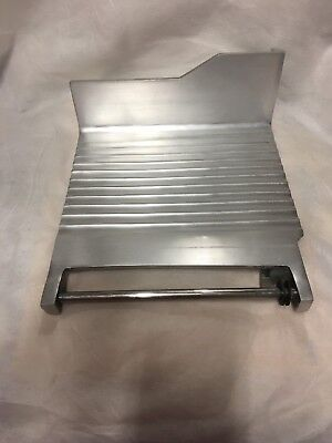 Berkel Meat Slicer Parts Push Table For Model 827a