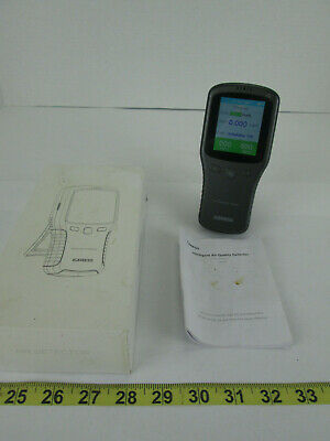 Igeress Multifunction Air Detector Model Wp6912 Hcho 0-1.999 Tvoc 0-9.999 Pm2.5