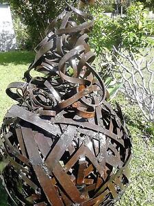 Metal sculpture Yandina Maroochydore Area Preview