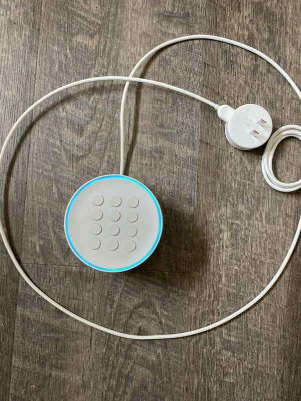 Nest Google Guard Alarm (Base and 2 Tags Only) No Detect Sensors - Used