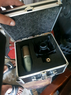 Microphone AGK perception