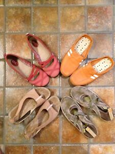 Ladies Summer Shoes, Size 10, $5-$15!