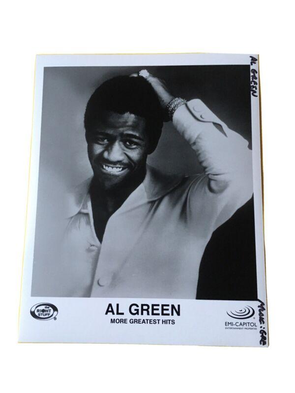 "Al Green Press Photo 8x10"", See Photos."