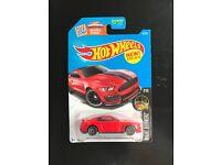 Ford Mustang GT 390 1968 Voodoo m2 1:64 OVP nuevo