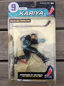 McFarlane Toys Action Figure Paul Kariya Series 1