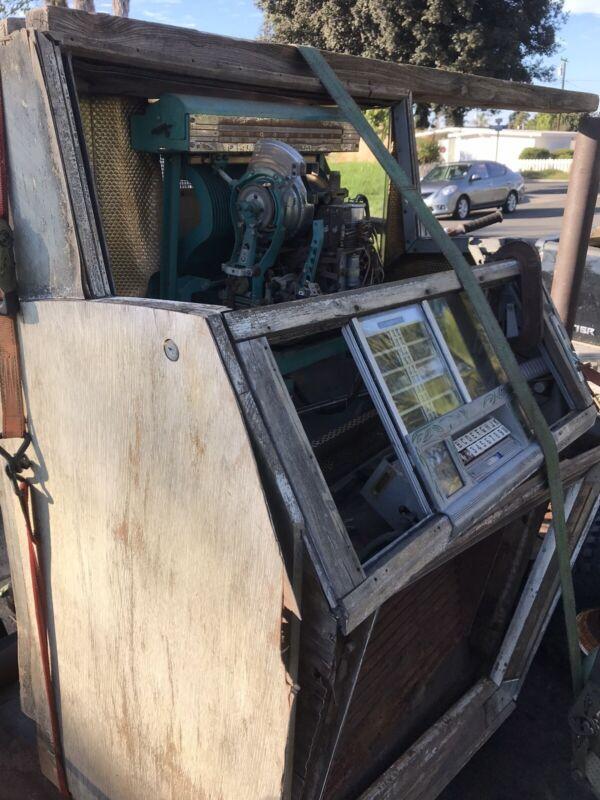 jukebox machine seeburg Selectomatic 100