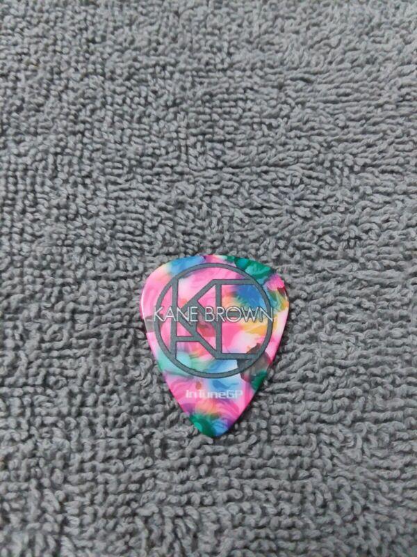 Kane Brown Tour Guitar Pick