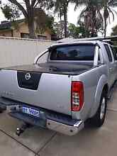Navara Well body with black tub liner, sports roll bar Hamersley Stirling Area Preview
