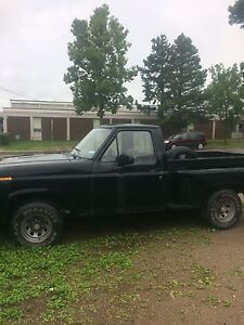 1983 F100 Flare side