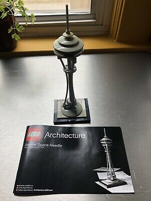 LEGO Architecture Seattle Space Needle (21003) - Used - See Description