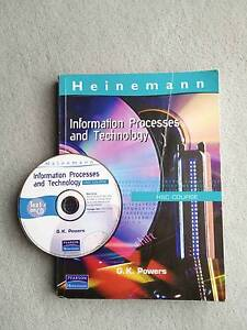 Information Processes and Technology HSC Course by G.K. Powers Kingsford Eastern Suburbs Preview