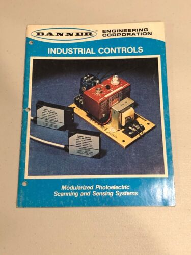 Banner Engineering Corporation Industrial Controls Catalog